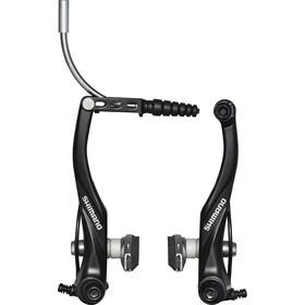 Shimano Alivio BR-T4010 Fælgbremse baghjul V-bremse, black